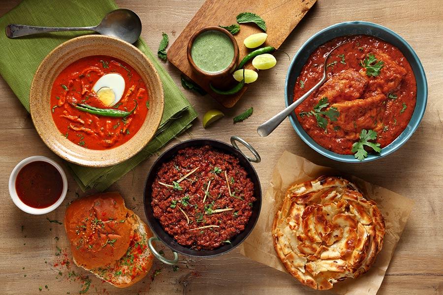อาหารอินเดียเดลิเวอรี่กรุงเทพฯ
